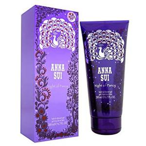 ANNA SUI NIGHT OF FANCY BATH & SHOWER GEL 200ML (Women)