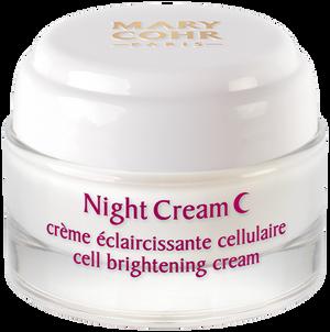 SWHITE NIGHT CREAM CELL BRIGHTENING FACE CREAM 50ML