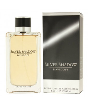 DAVIDOFF SILVER SHADOW EAU DE TOILETTE 100ML (Men)