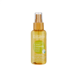 EVOLUDERM BEAUTY OIL WITH SWEET ALMOND 100ML