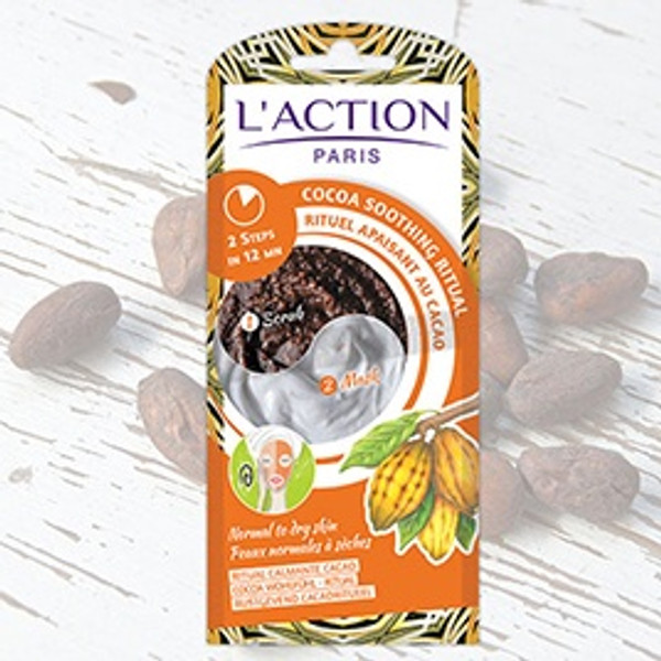 COCOA SOOTHING RITUAL MASK
