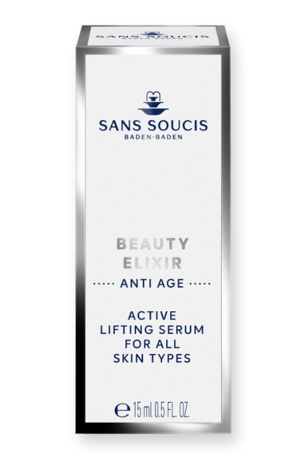 BEAUTY ELIXIR ACTIVE LIFTING SERUM FOR ALL SKIN TYPES 15ML