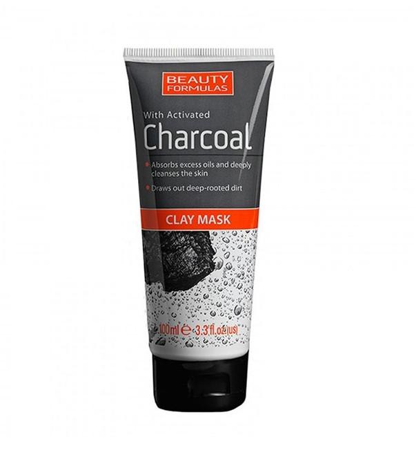 CHARCOAL CLAY MASK 100ML
