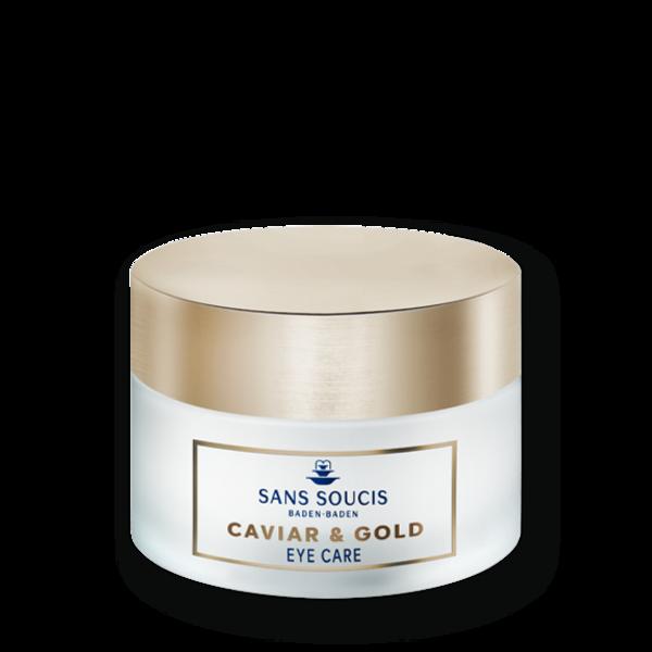 CAVIAR & GOLD ANTI AGE DELUXE EYE CARE FOR DEMANDING SKIN 15ML