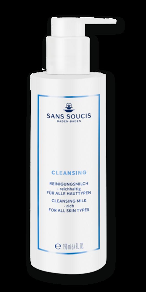 SANS SOUCIS CLEANSING MILK 190ML