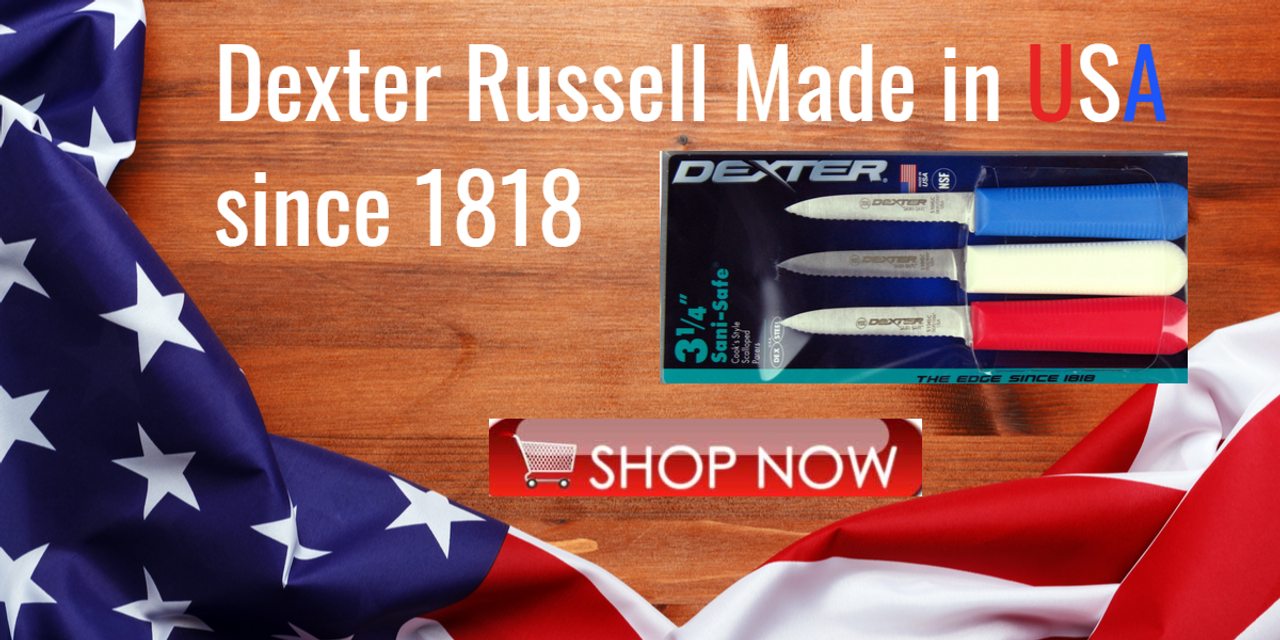 dexter russell knives made in USA