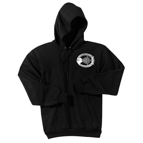 Fishbone Knives Core Fleece Sweatshirt - Jet Black - XL