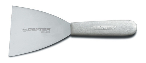 "Dexter Russell Sani-Safe 3"" Griddle Scraper 17343 S293"