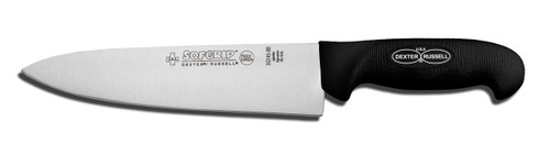 SG 145-8B Dexter Russell 8 inch cooks knife with SofGrip Handle