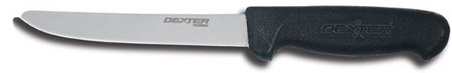 """Dexter Russell Prodex 6"""" Straight Boning Knife With Safety Tip 27313 Pdm136St"""