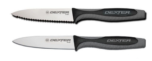 Dexter Russell V-Lo 2 Piece Paring Knife Set VB3955