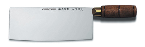 "S5198 Dexter 8""x 3 1/4"" Chinese Chefs Knife"