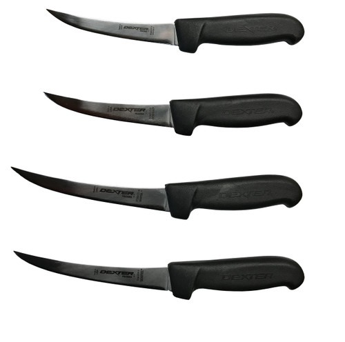 Dexter Russell 4 Piece Prodex Boning Knife Set VB4141