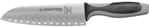 "V144-7 Dexter Russell 7"" Duo-Edge Santoku with VLow Handle"