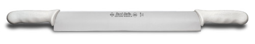 """Dexter Russell Sani-Safe 14"""" Double Handle Cheese Knife 9223 S118-14DH"""