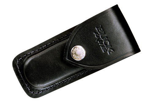 Buck 0500-05-BK Leather Sheath Only for Buck 500 Duke