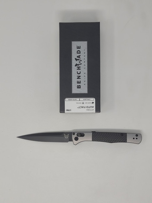 Benchmade 4170BK Auto Fact First Production Knife
