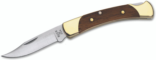 Buck 055 THE 55 Folding Pocket Knife Walnut Handle 0055BRS 5685