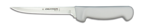 "Dexter Russell Basics 6"" Stiff Narrow Boning Knife 31617 P94821"