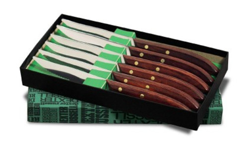 Dexter 6 PC. Steak Knife Set With Gift Box 18231 965SC-6P