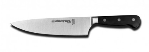 "Dexter 8"" iCut-Pro Forged Chef's Knife POM Handle (31802)"