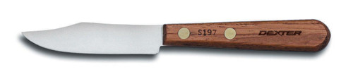 """Dexter Traditional 3"""" Spear Point Pairing Knife Walnut Handle 15251 8259 (15251)"""