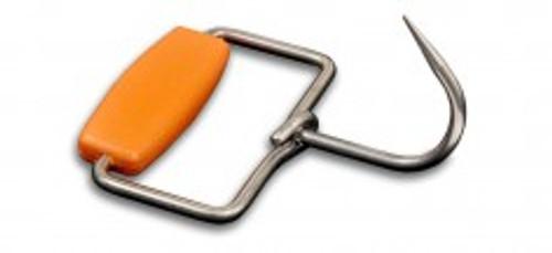 """Dexter Russell 4 1/2"""" Open Grip Hook Flat Handle 1/4"""" Diameter 42001 T323 FLAT"""