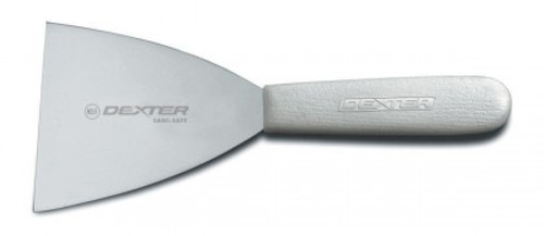 "Dexter Russell Sani-Safe 4"" Griddle Scraper 17353 S294"