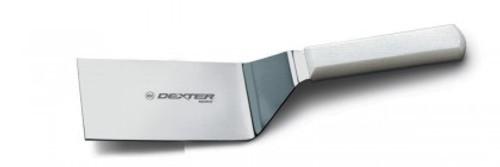 "Dexter Russell Basics 6""x3"" Hamburger Turner 31645 P94855"