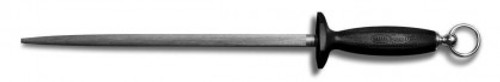 "Dexter Russell Traditional 5/8""x12"" Butcher Steel 7433 1258B (7433)"