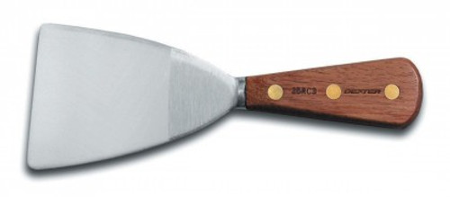"Dexter Russell Traditional 4"" Stiff Pan Scraper 16060 25RC-4 (16060)"