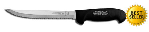"""SG142-8 Dexter SofGrip 8"""" Tiger edge Slicer"""