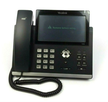 Yealink SIP-T48G 16-Line Touch LCD Display Ultra-Elegant IP Phone