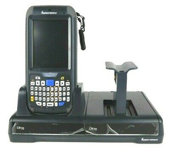 Intermec CN70 Handheld Mobile Computer Barcode Scanner - Portable with a Charger