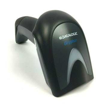 Datalogic Gryphon GD4132-BK Corded Laser Handheld 1D Black Scanner