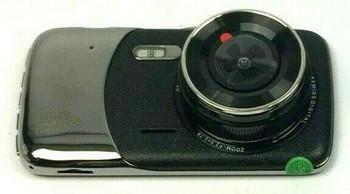 "4"" Full HD 1080p Night Vision Car Dash DVR Video Recorder Camera"