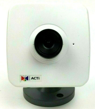 ACTi E12 3MP Full HD 1080P Cube Camera with Basic WDR Fixed Lens