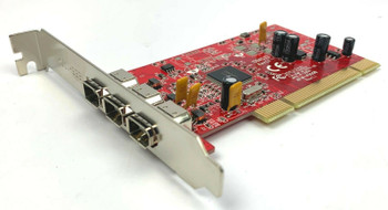 Adaptec AFW-4300B 3-port FireConnect Firewire IEEE1394 PCI Controller Card