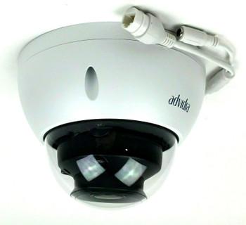 Advidia E-47-V 4-Megapixel Vandal Weather Proof Security Dome Camera