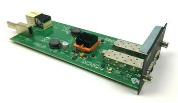 ADTRAN Netvanta 1600 Series Dual SFP+ XIM Interface Expansion Module