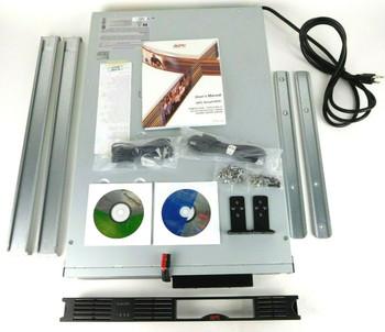 APC APCXSUA1000RM1U 1000VA / 670W Rackmount 4x 120V Receptacle UPS