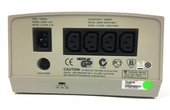 APC LE600I Line-R 600va Automatic Voltage Regulator