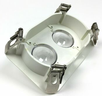 Arecont Vision Flush Mount Adapter MDD FMA for MicroDome Duo Cameras