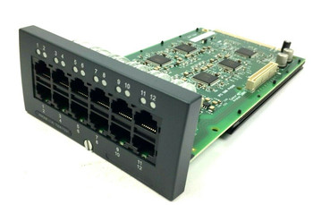 Avaya IP Office IPO IP500 with 8 Extension Phone Card Connects - 700417231