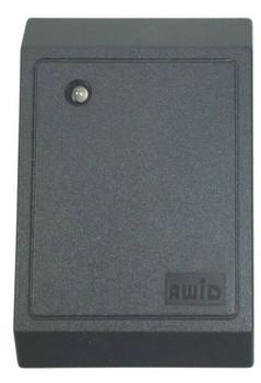 AWID KP-6840 Applied Wireless ID Intergrated Keypad Prox Reader Dark Gray