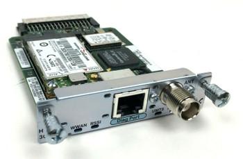 Cisco HWIC-3G-GSM Wireless High-Speed WAN Interface Card