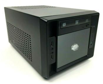 Cooler Master Elite 120 Advanced Mini-ITX Ultra Small Case Core i5 3GHz 4TB