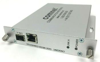 Comnet Communication Networks Single GIGE Media Converter CNGE2MC 1000Mb/s