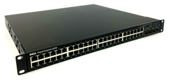 Dell PowerConnect 6248 Gigabit Ethernet 3 Layer Switch 48-Ports
