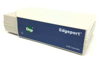 Digi Edgeport 301-1016-01 USB to 4 Port Rs-232 Serial DB25